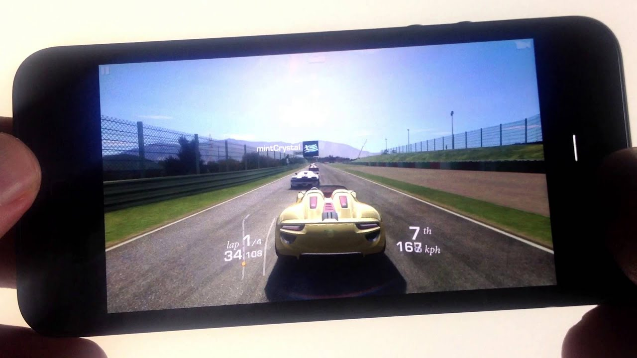 And Then Real Racing 3 Made AI Clones Of All Of Your Friends