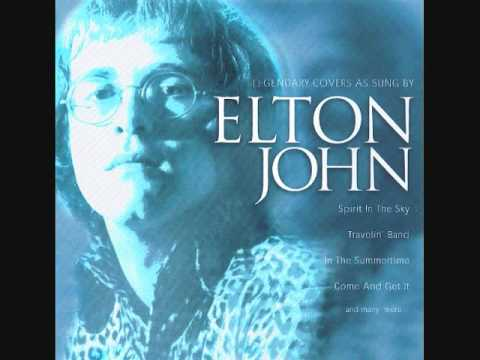 Elton John-Legendary Covers-Spirit In The Sky