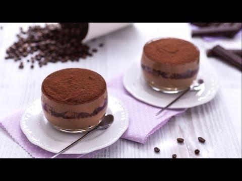 Chocolate tiramisu – recipe