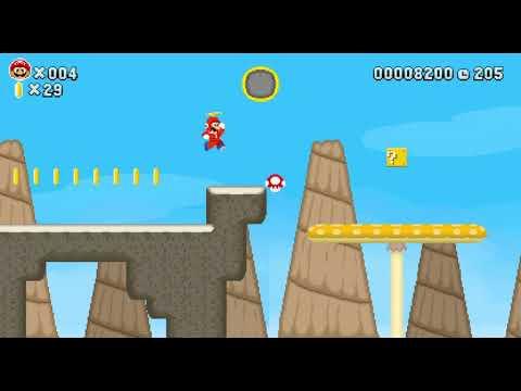 Mario Multiverse (SFMB) | Playing some Levels! - смотреть
