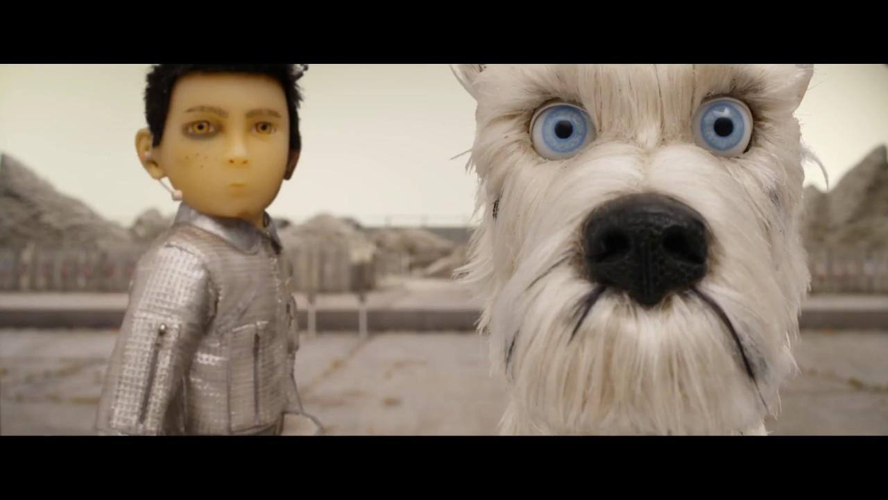 Đảo Của Những Chú Chó