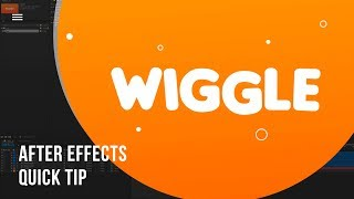 Wiggly Text Effect in After Effects - Quick Tips
