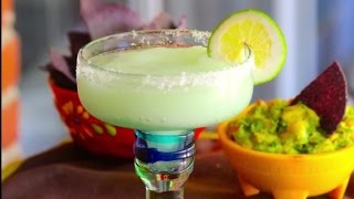What's the story behind margaritas?