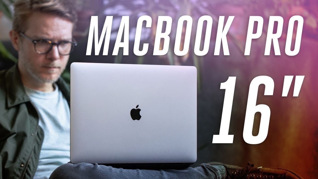 The MacBook Pro 16-inch is the one you've been waiting for thumbnail