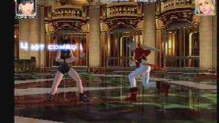 Dead or alive 2 Playstation 2 Gameplay PS2 DOA 2 ( Oldies )