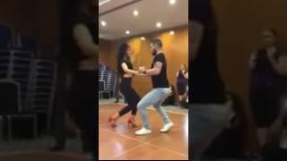 K.Maro — Sous L'Oeil De L'Ange romantic dance couple