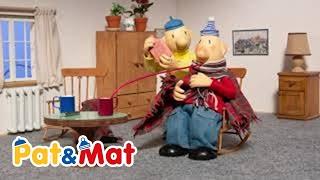 Pat a Mat - Sauna