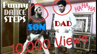 Dance On Bollywood Hindi Songs Very Funny Dance | Shykh Abdullah