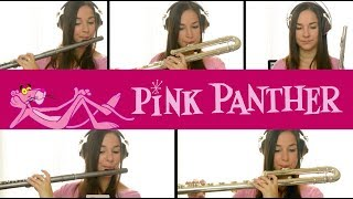 Pink Panther Theme on Flute + Sheet Music!