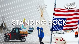 The Harsh Reality Of Standing Rock