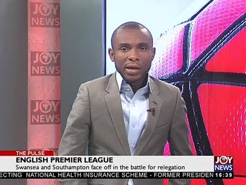 English Premier League - The Pulse Sports on JoyNews (7-5-18)