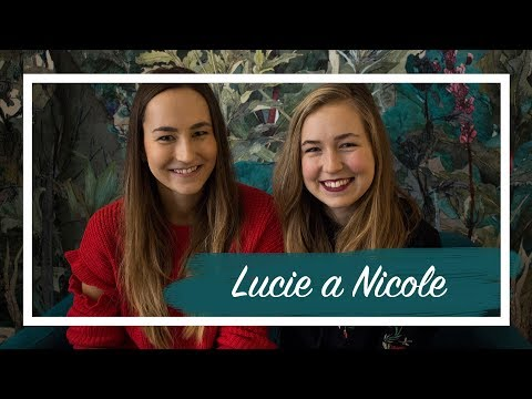 MÁ TO SMYSL | Lucie a Nicole A Cup of Style