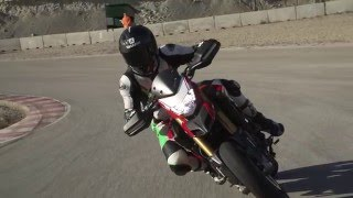 2016 Ducati Hypermotard 939 SP Review (First Ride)