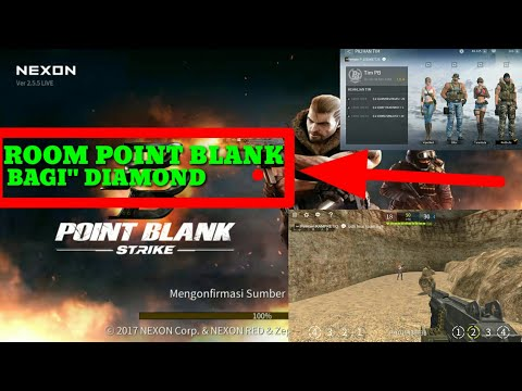 Bagi bagi DIAMOND POINT BLANK?seruuu