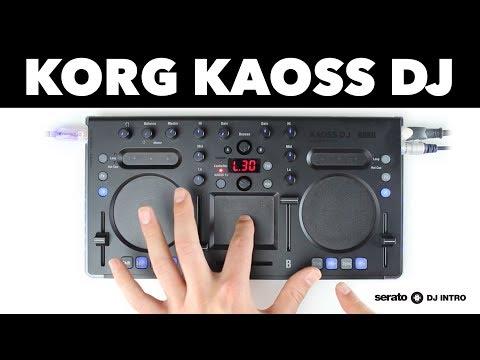 Korg Kaoss DJ Review – The Travel Size DJ Controller