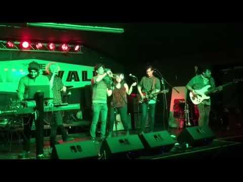 "Lucid at Boardwalk, Orangevale. I sing lead vocals on this song titled ""Get Along"""