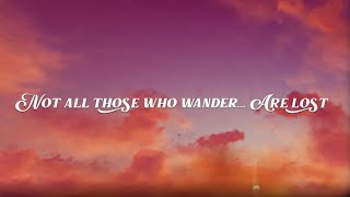 Lana Del Rey - Not All Those Who Wander Are Lost (PG Mix)