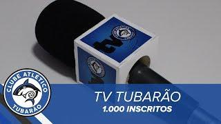 [TV Tubarão] 1.000 inscritos | TV Tubarão