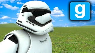 Gmod STAR WARS ROLEPLAY IS BACK!! Garry