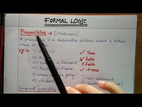 proposition in discrete mathematics   logic gate operations   by Niharika Panda