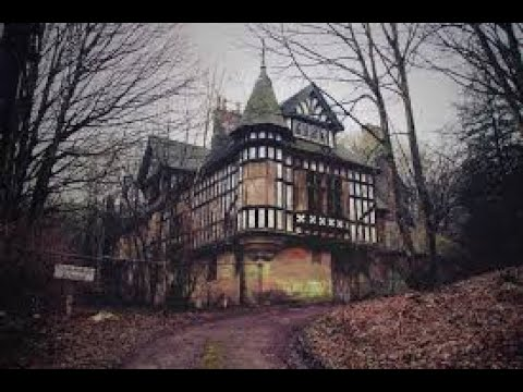 Haunted Shining Cliff Woods And Abandoned Oakhurst House