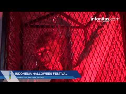 Indonesia Halloween Festival 2017, Grand Galaxy Park Bekasi