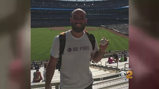Longtime Yankees Fan Happy To Return Record Setting Ball to Rookie Home Run King