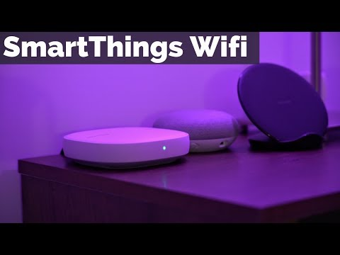 Samsung SmartThings Wifi:  Why you need this in your Home!!!