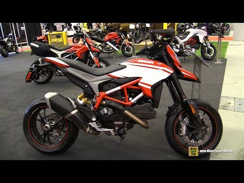 2015 Ducati Hypermotard SP - Walkaround - 2015 Salon Moto de Montreal