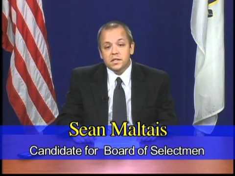 Candidates Speak - Sean Maltais