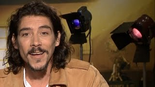 Download Youtube: Oscar Jaenada cuenta cómo se convirtió en Cantinflas para la película biográfica