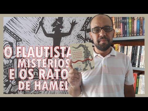 #43. O flautista misterioso e os ratos de Hamelin (Braulio Tavares) | Vandeir Freire