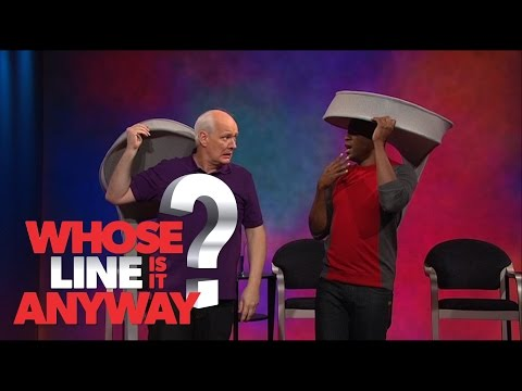Rekvizity: Dojná kráva - Whose Line Is It Anyway?