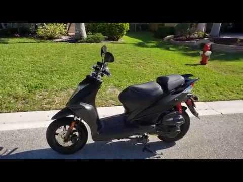 Kymco Super 8 150x Review