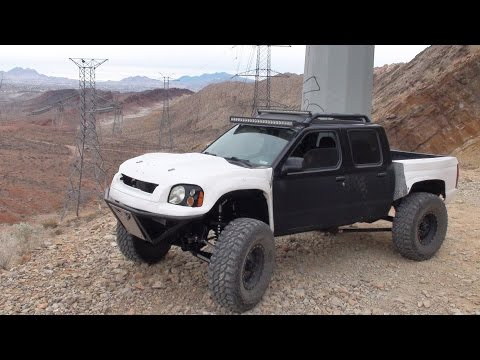 Testing (1) 2003 Nissan Frontier Long Travel Build 2wd