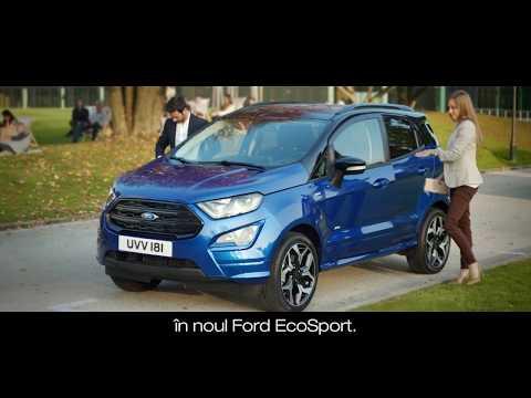 Prezentarea noului Ford EcoSport