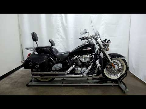 2007 Kawasaki Vulcan® 900 Classic in Eden Prairie, Minnesota - Video 1