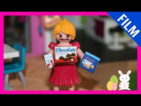 Playmobil Film deutsch KLARA KLAUT DIE GANZE OSTERSCHOKOLADE