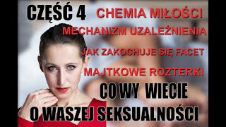 Uzależnienie kobiet i mężczyzn przez to SŁOWO NA S..Stosunki damsko-męskie.cz.4/12- Monika Burzyńska-Wiedza DlaWszystkich