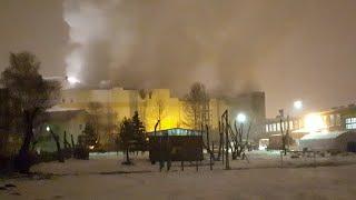 Продолжение эфира. Пожар ТЦ Зимняя Вишня Кемерово