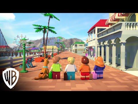 Lego Scooby-Doo - Tajték-parti bingóparti online