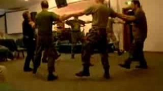 Messianic Dance - On Your Walls O Jerusalem