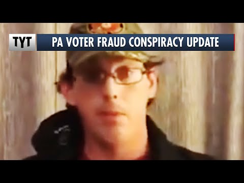 Post Office Voter Fraud Story Takes BIZARRE Turn