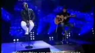 OASIS - GUESS GOD THINKS I'M ABEL (Live acoustic -ON TV-) (SUBT. INGLES / ESPAÑOL