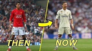 Cristiano Ronaldo Free Kick Evolution ● Progress from 2003-2017