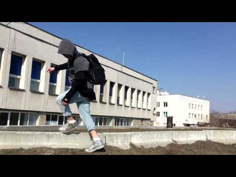 Баста - Сансара - официальный танец (official video)