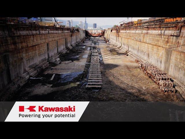 川崎重工: 神戸第1ドック建造プロジェクト