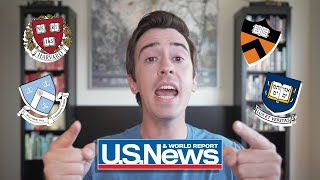 youtube video thumbnail - How Does U.S. News Calculate College Rankings?