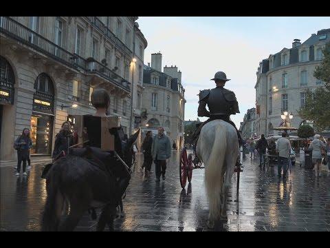 Les voyages de Don Quichotte, Auditorium de l'Opéra et Grand-Théâtre de Bordeaux, septembre 2016.