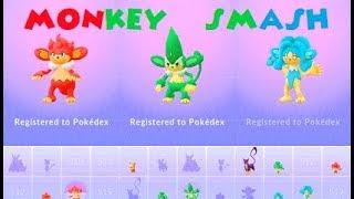 Simisage  - (Pokémon) - Pokemon Go Simipour-Simisage-Simisear Evolutions